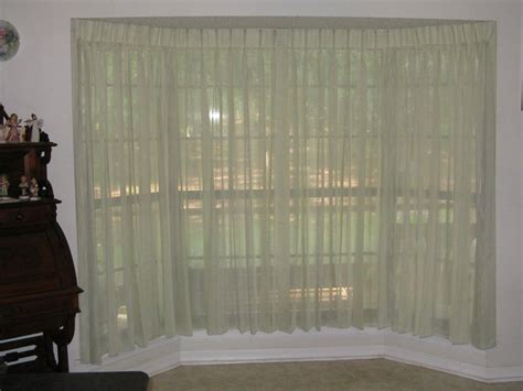 sheer curtains for bay window draperies curtains gainesville florida curtain design