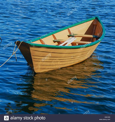small fishing boats of newfoundland newfoundland fishing boat or dory stock photo 124117793
