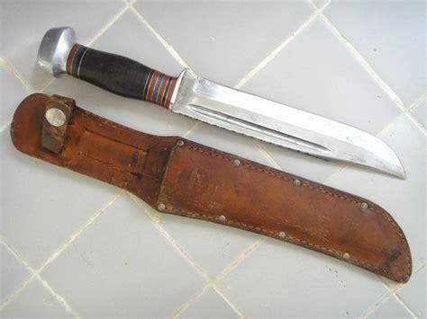 vintage remington knives 63 best images about vintage bowie fighting