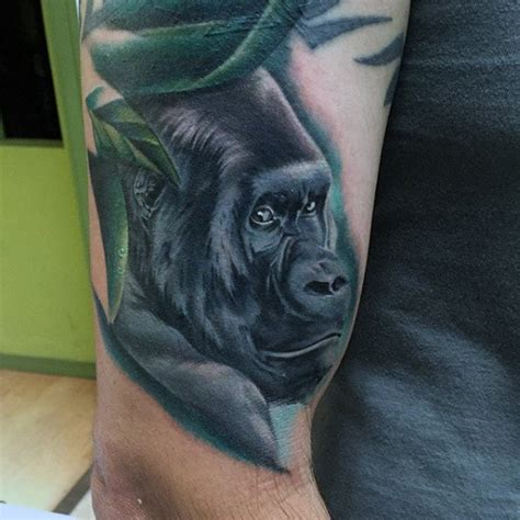 animal tattoo lower arm 100 animal tattoos for men cool living creature design ideas