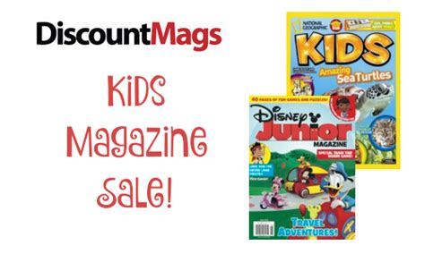 discountmags magazine subscriptions the best deals discountmags kids magazine deals southern savers