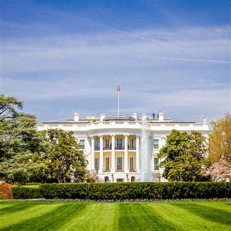 white house adress the white house the most famous address in the us