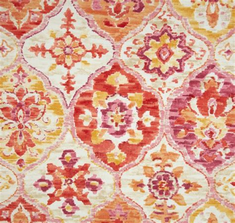 fabrics by the yard outdoor fabric by the yard pink fabric ikat fabric outdoor p