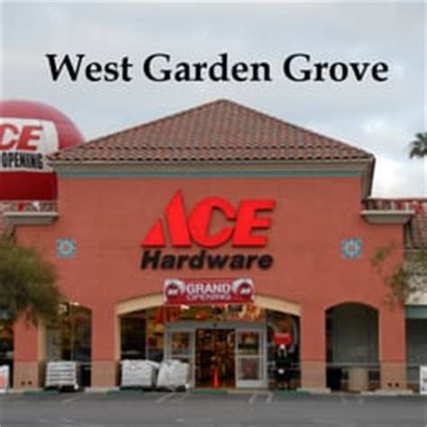 Ace Hardware Palm Gardens by Ace Hardware 10 Photos 24 Reviews Hardware Stores 11919 Valley View St Garden Grove Ca