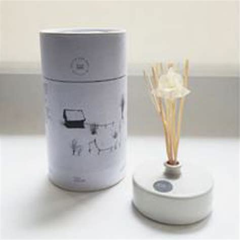 Stem Boxed Scent Diffuser Transitional Breathe The Stem Diffuser Glitter Cool