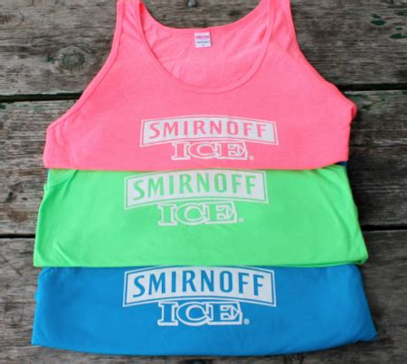 Smirnoff Ice Sweepstakes - free smirnoff ice tank top thursday giveaway free stuff finder canada