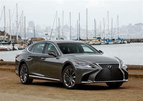 Lexus Ls 2018 by 2018 Lexus Ls 500 Pricing Remains Competitive 187 Autoguide