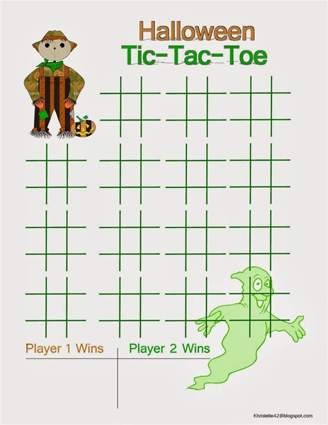 tic tac toe project template blank tic tac toe template