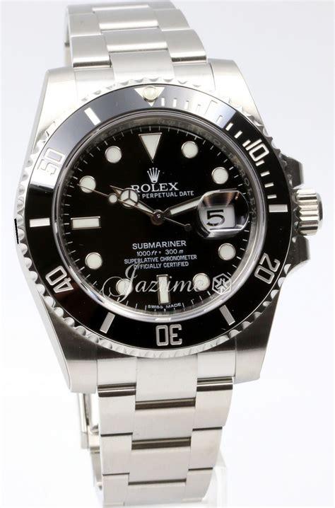 black rolex rolex 116610ln submariner black 187 for sale