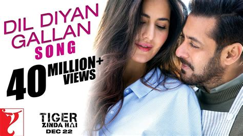 download mp3 free dil diyan gallan dil diyan gallan song tiger zinda hai salman khan