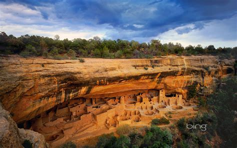 Cliff Palace in Mesa Verde National Park, Colorado   HD