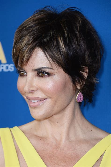 how to have lisa rinna hairstyle 2014 lisa rinna directors guild of america awards in century