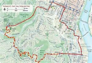 Portland Tram Map by Stop 15 Pdxstreetcar