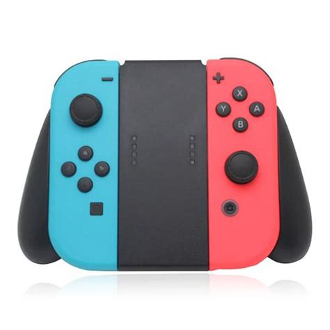 Nintendo Switch Con Grip con grip for nintendo switch black
