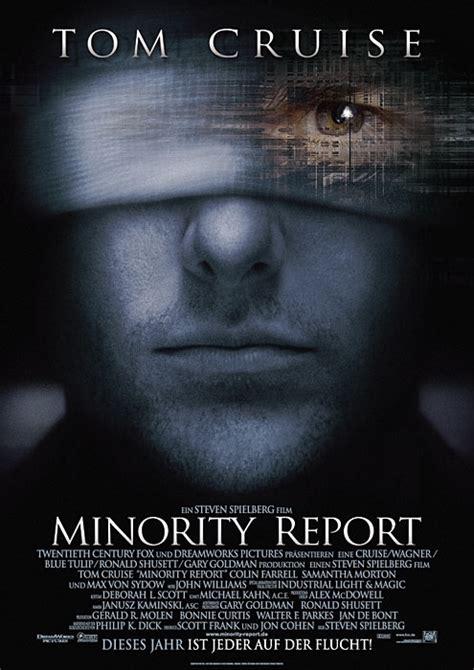 film minority report adalah minority report film 2002 filmstarts de