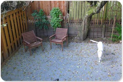 gravel backyard backyard gravel designs 2015 best auto reviews