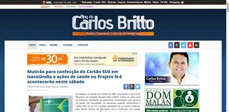 novo layout nf e 2015 blog tem novo layout blog do carlos britto
