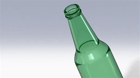 Tutorial Solidworks Bottle | solidworks p tutorial 71 bottle1 modelling standard