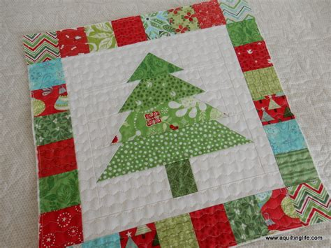 Patchwork Tree - patchwork pillow tutorial a quilting a