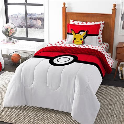 pokemon bed sheets pok 233 mon bed in a bag pok 233 mon and room
