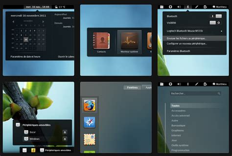 themes gnome 3 gnome shell boomerang gtk 3 0 theme faience gnome shell theme