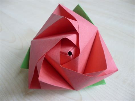 Fold Paper Into Cube - learn 2 origami origami paper craft learn how to