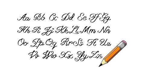 pretty capital   cursive letter