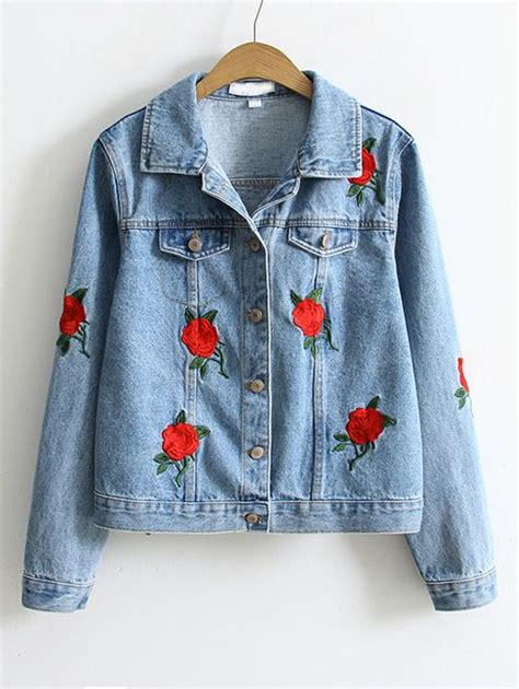 embroidery jacket 1000 ideas about embroidered jacket on denim