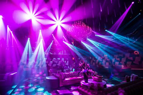 Elation Lighting by Elation Lighting As Gold At Exclusive Atlanta Nightclub