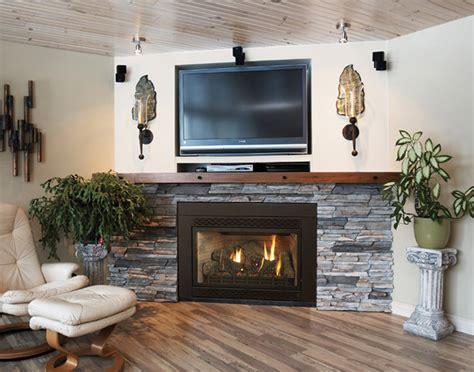 kingsman gas fireplace insert on custom fireplace quality