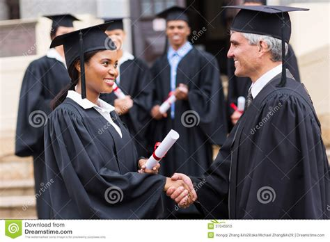 American Graduate School In Mba by Afro American Graduate Stock Photo Image 37040910