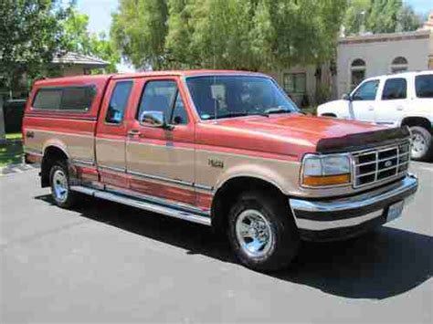 how make cars 1995 ford f150 security system purchase used 1995 ford f 150 xlt 4x4 extended cab 32k miles one of a kind in las vegas