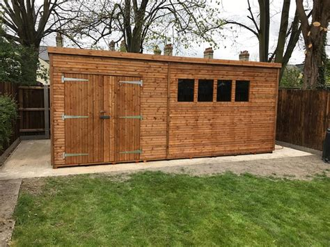 customers sheds installed   gardens