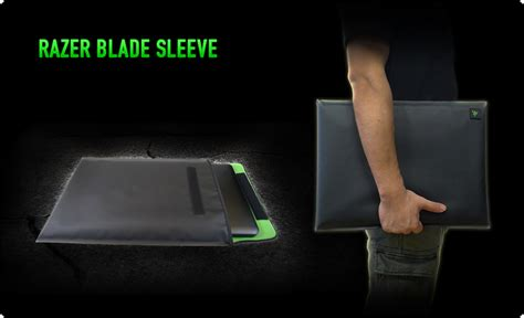 longsleeve razer gamer razer blade sleeve 14 quot gaming laptop sleeve laptop