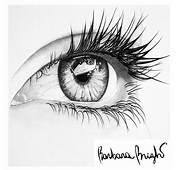 Pencil Sketches Of Eyes Crying Eye Sketch Art
