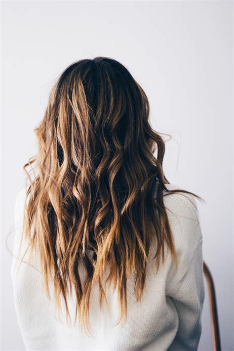 tutorial waves beachy waves hair tutorial beachy waves wave hair and