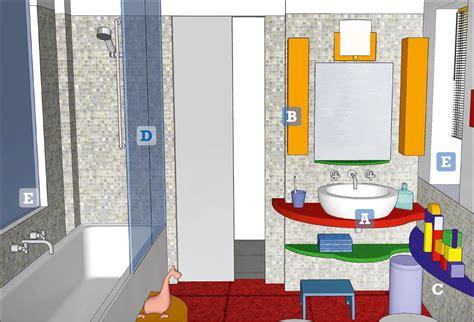 bagno bambini bagno a misura di bambino la seconda soluzione cose di casa