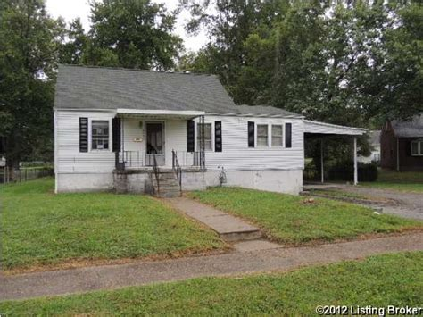 4112 millcreek dr louisville kentucky 40216 foreclosed