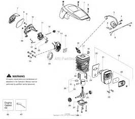 poulan pp3416 gas chain saw 966063001 parts diagram for engine