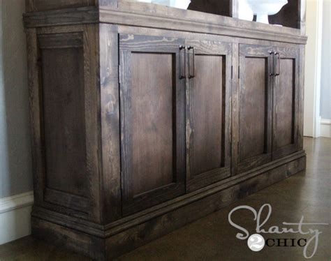 Woodworking Diy Sideboard Plans Plans Pdf Download Free Diy Sideboard Buffet Table