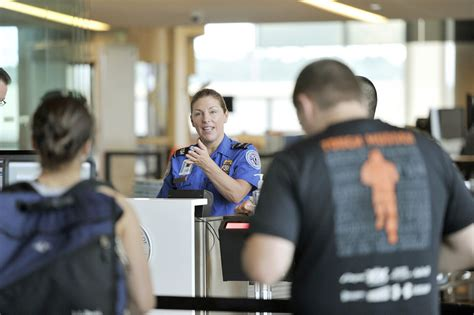 Tsa Employment Background Check Portland Jetport To Get Security Express The Portland Press Herald Maine