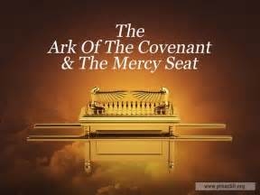 Image for sermon the ark of the covenant and mercy seat 2