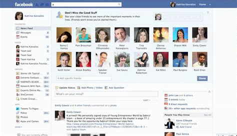 www facebook com friends facebook friends list on profile www pixshark com