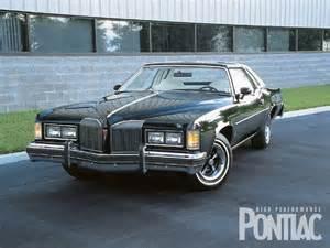 1976 Pontiac Grand Prix Specs 1976 Pontiac Grand Prix High Performance Pontiac Magazine