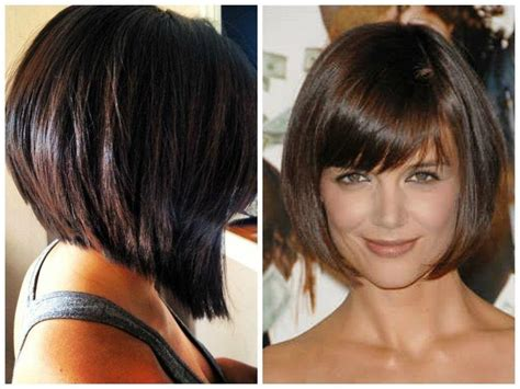 graduated bob with fringe hairstyles inverted bob with fringe www pixshark com images