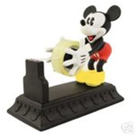 disney mickey mouse new retro dispenser desk set 02