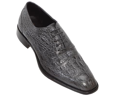 bolano s wingtip oxford dress shoe in faux grey