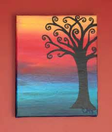 cool painting ideas on canvas 50 easy canvas painting ideas
