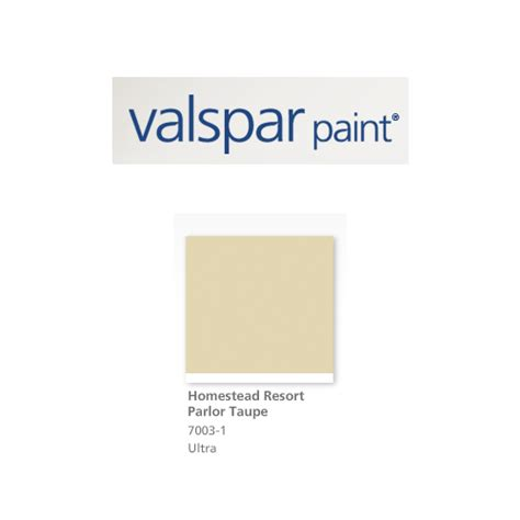 valspar paint colours valspar homestead resort parlor taupe with accent wall