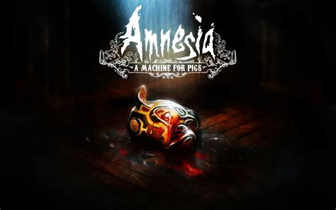 amnesia  machine  pigs hd wallpapers backgrounds
